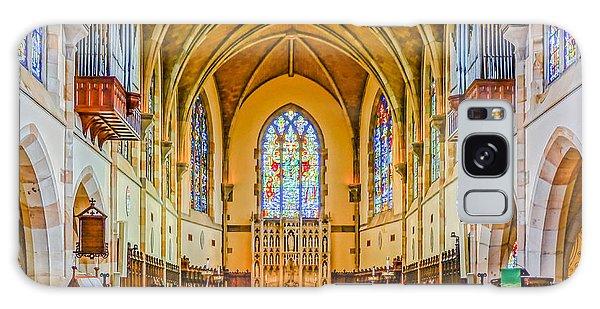 All Saints Chapel, Interior Galaxy Case