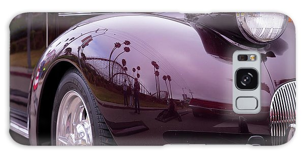 Galaxy Case featuring the photograph All The Curves by Lora Lee Chapman