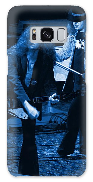 Allen Collins And Ronnie Van Zant Same Old Winterland Blues Galaxy Case