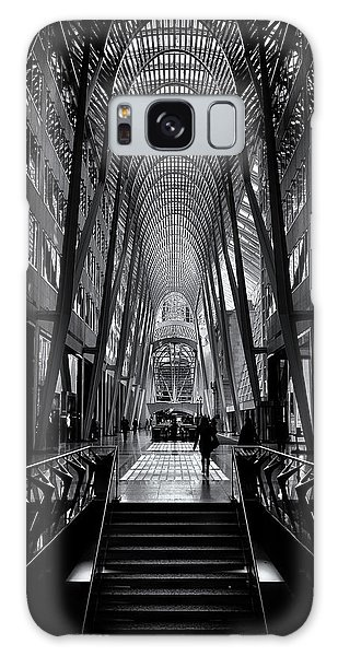 Allen Lambert Galleria Toronto Canada No 1 Galaxy Case