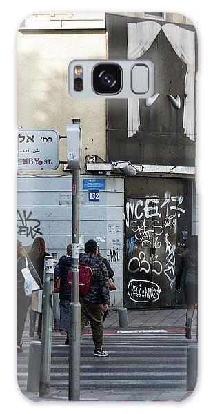 Galaxy Case - Allenby Street by Steven Richman
