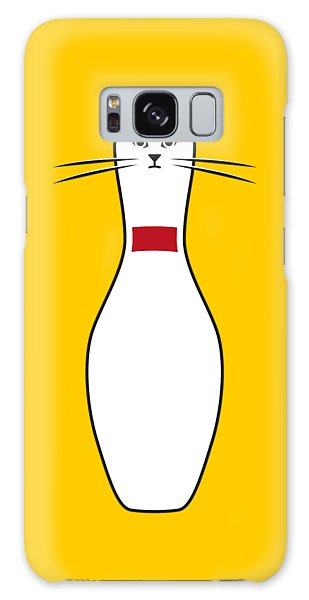 Poster Galaxy Case - Alley Cat by Nicholas Ely