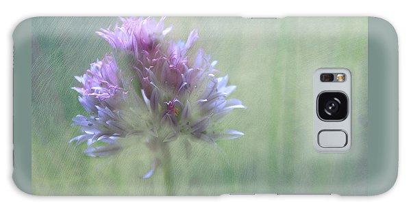 Allium Impressionism Galaxy Case