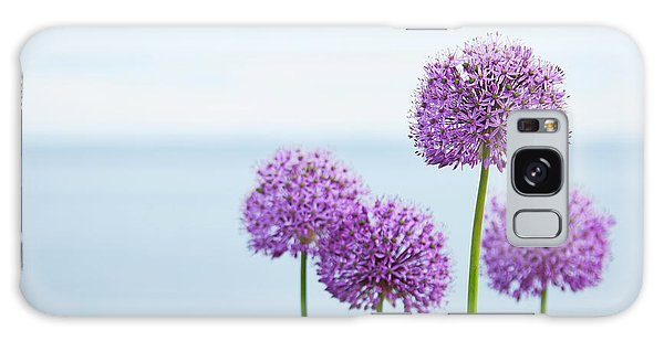 Alliums 1 Galaxy Case