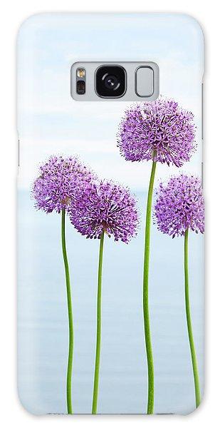 Alliums 2 Galaxy Case