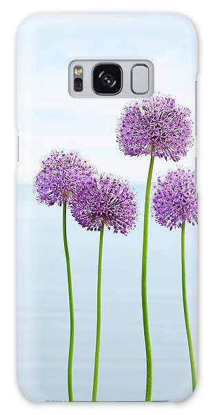 Alliums 2 Galaxy Case