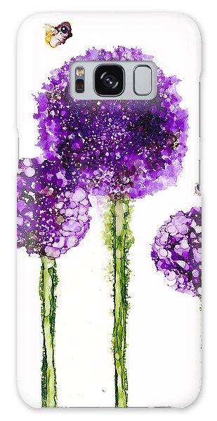 Alliums Humming Galaxy Case