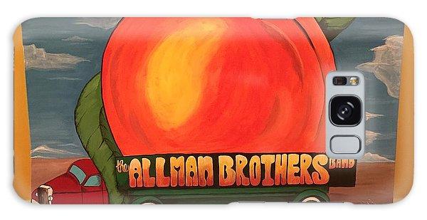 Allman Brothers Eat A Peach Galaxy Case