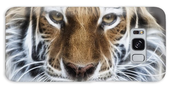 Alluring Tiger Galaxy Case