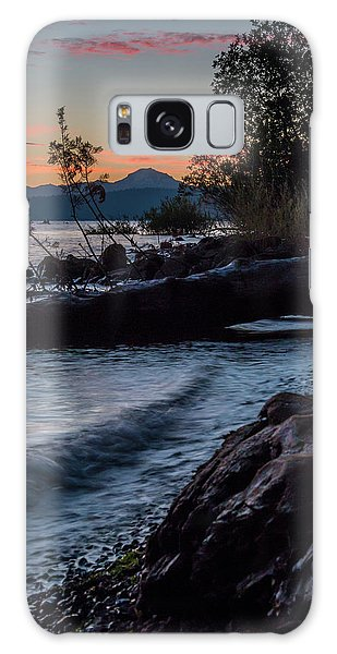 Almanor Driftwood Galaxy Case