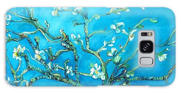 Almond Blossom Galaxy Case