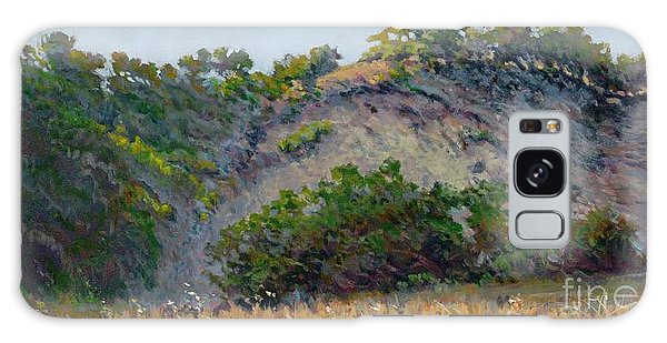 Along Jalama Creek Galaxy Case