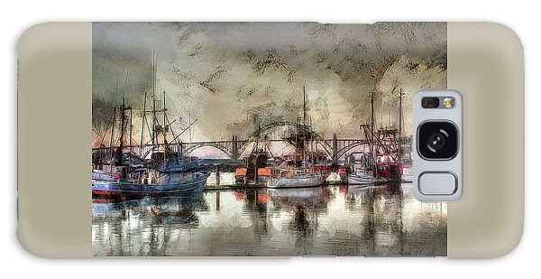 Galaxy Case featuring the photograph Along The Bay Front by Thom Zehrfeld