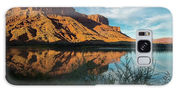 Galaxy Case featuring the photograph Along The Colorado by Gary Lengyel
