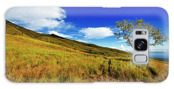 Galaxy Case featuring the photograph Along The Mountain Slopes by Pradeep Raja Prints