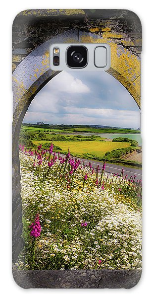 Galaxy Case featuring the photograph Along The Shannon Estuary by James Truett