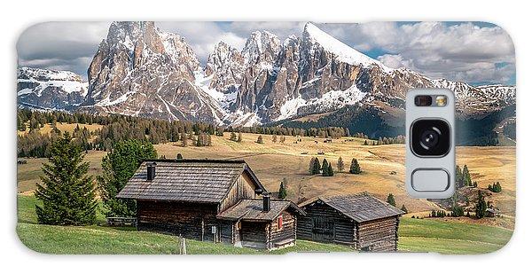 Alpe Di Suisi Cabin Galaxy Case