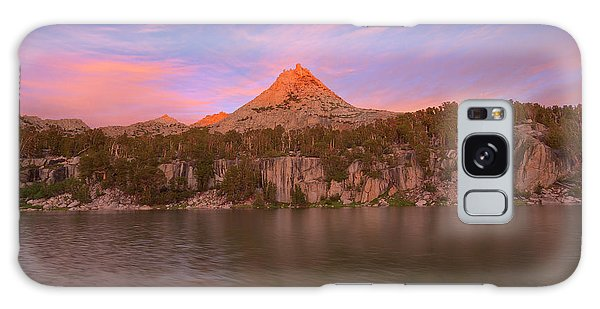 Kings Canyon Galaxy Case - Alpine Glow by Brian Knott Photography