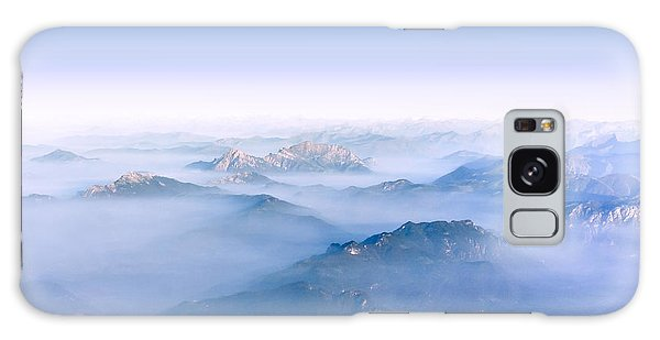 Alpine Islands Galaxy Case