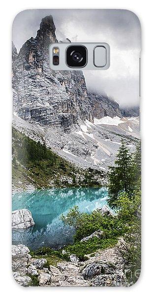 Alpine Lake Galaxy Case by Yuri Santin