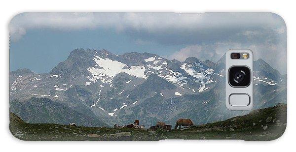 Alps Magenificence Galaxy Case