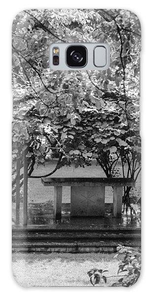 Altar In The Garden Galaxy Case