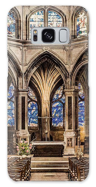 Paris, France - Altar - Saint-severin Galaxy Case