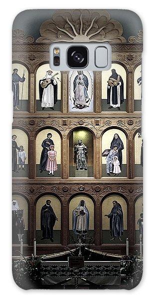 Altar Screen Cathedral Basilica Of St Francis Of Assisi Santa Fe Nm Galaxy Case
