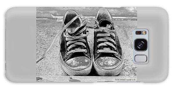 Old Sneakers. Galaxy Case by Don Pedro De Gracia
