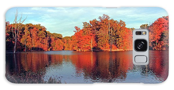 Alum Creek Landscape Galaxy Case