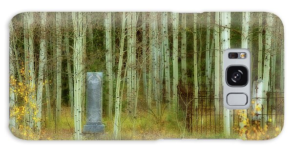 Alvarado Cemetery 41 Galaxy Case