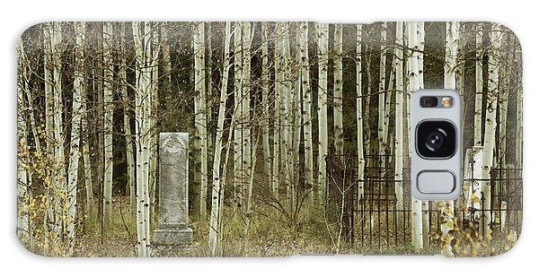 Alvarado Cemetery 42 Galaxy Case