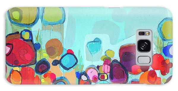 Galaxy Case - Always Will Be by Claire Desjardins