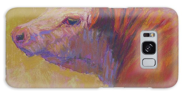 Alyona Galaxy Case by Susan Williamson