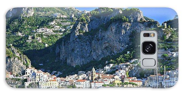 Amalfi Cove Galaxy Case