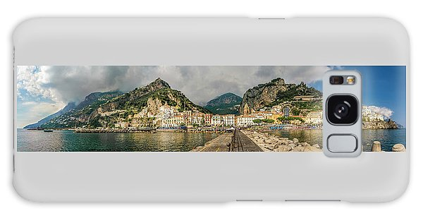 Galaxy Case featuring the photograph Amalfi by Steven Sparks