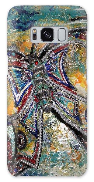 Amanda - My Precious Butterfly Supporter Galaxy Case