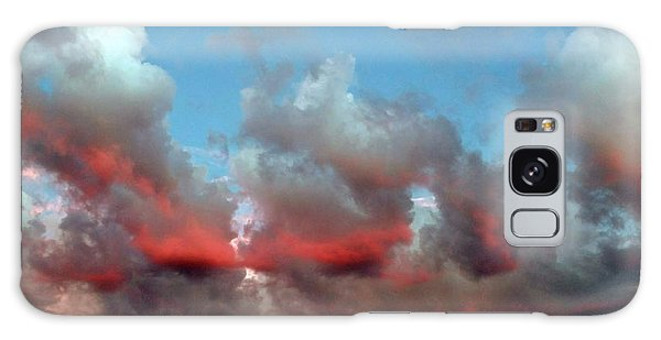 Imaginary Real Clouds  Galaxy Case