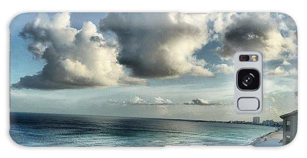 Amazing Clouds Galaxy Case