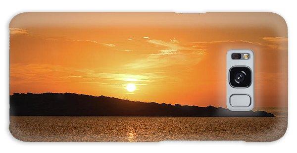 Dawn In Ibiza, Spain Galaxy Case