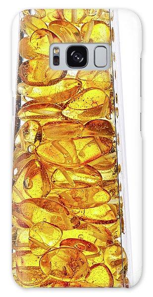 Amber #8527 Galaxy Case