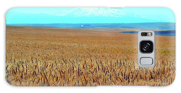 Amber Waves Of Grain Galaxy Case