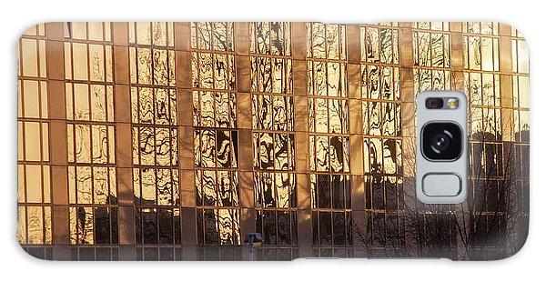 Amber Window Galaxy Case