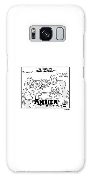 Ambien Coming This Fall To Abc Galaxy Case