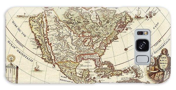 America Borealis 1699 Galaxy Case