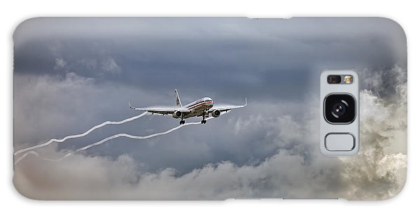 American Aircraft Landing Galaxy Case