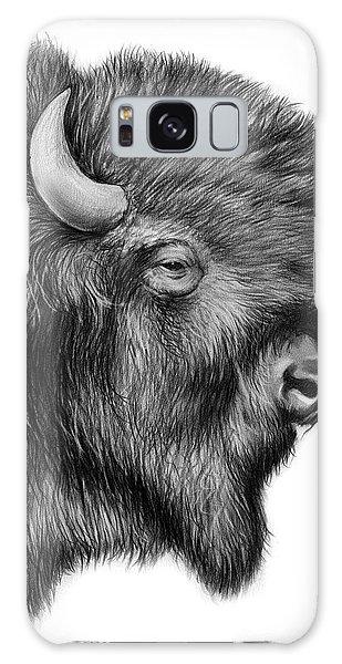 Buffalo Galaxy Case - American Bison by Greg Joens