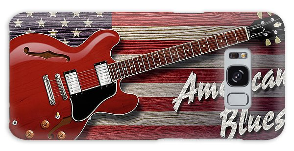 Semis Galaxy Case - American Blues 335 by WB Johnston