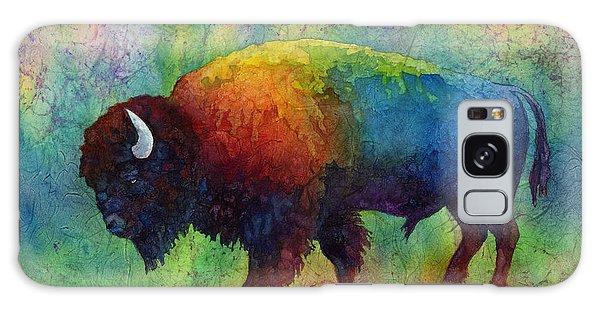 American Buffalo 6 Galaxy Case by Hailey E Herrera