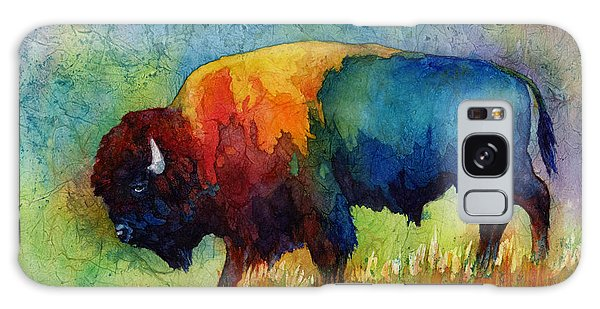 Wildlife Galaxy Case - American Buffalo IIi by Hailey E Herrera